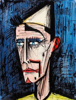 Bernard Buffet, l'artiste expressionniste